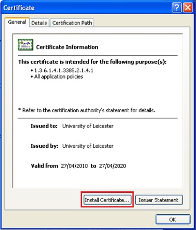 Validating identity problem windows xp